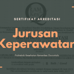 Akreditasi Jurusan Keperawatan Poltekkes Kemenkes Gorontalo
