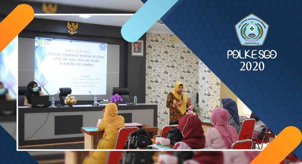 Penelitian Berbasis Kompetensi (PBK) bagi Perawat di Puskesmas Kota Gorontalo