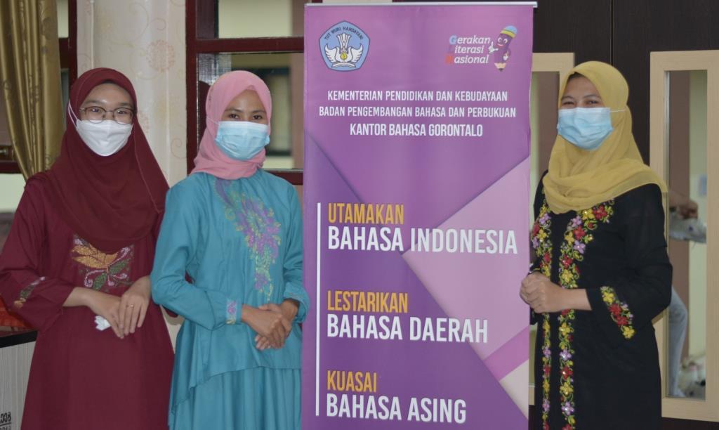 3 Mahasiswa Polkesgo Lolos Ke Tahap 20 Besar Ajang Pemilihan Duta Bahasa Provinsi Gorontalo
