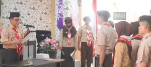 Pelantikan Pengurus Desan Racana Poltekkes Gorontalo Masa Bakti 2018/2019