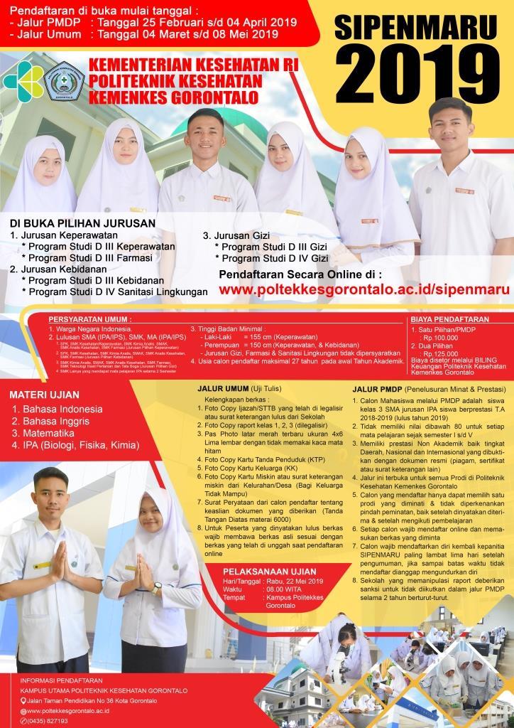 Poster Sipenmaru 2019
