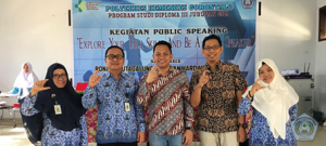 Jurusan Gizi Poltekkes Gorontalo Melaksanakan Publik Speaking