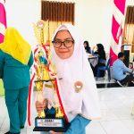 PCTA Provinsi Juara 1 Pratiwi Y Ishak
