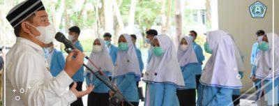 Pembukaan Praktek Kerja Lapangan Terpadu (PKLT) Mahasiswa Poltekkes Kemenkes Gorontalo