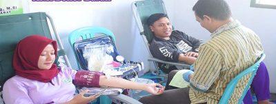 Jalan Sehat Dan Aksi Donor Darah PKL 2019