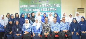 Pelatihan Audit Mutu Internal Poltekkes Kemenkkes Gorontalo