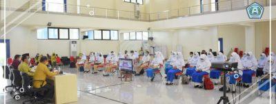 Coaching Persiapan Praktek Kerja Lapangan Terpadu Mahasiswa Tingkat III Poltekkes Kemenkes Gorontalo