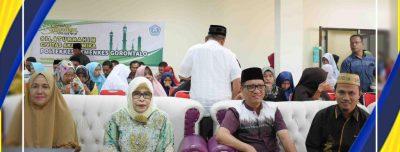 Poltekkes Gorontalo Menggelar Halal Bihalal untuk Menyambut Bulan Suci Ramadhan
