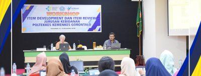 Workshop Penyusunan Soal (Item Development) Dan Analisis Soal (Item Review) Jurusan Kebidanan