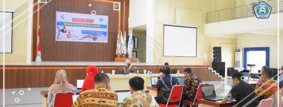 Wokshop Pengelolaan Jurnal untuk Meningkatkan Kualitas dan Tata Kelola Jurnal Poltekkes Kemenkes Gorontalo