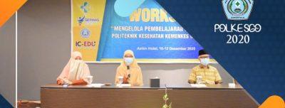 """Polkesgo Gelar Workshop """"Mengelola Pembelajaran Interaktif"""" Sebagai Solusi di Masa Pandemi Covid-19"""
